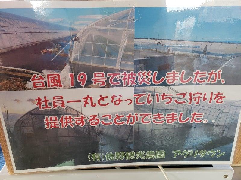 佐野 アウトレット 台風 被害