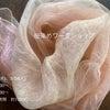 【参加募集】草木染めあそび 桜染めの画像