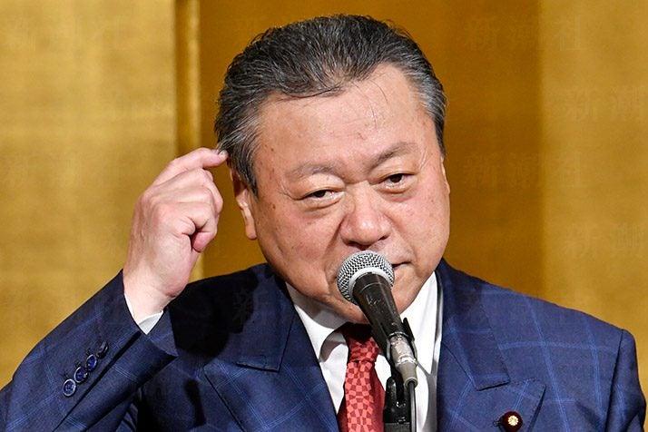 ヅラ 北村 大臣