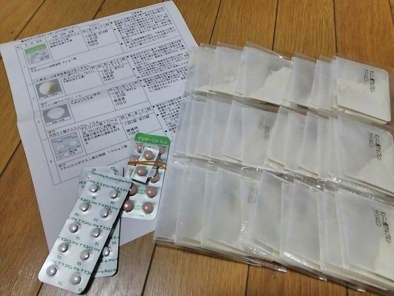 腹痛 ブチル スコポラミン