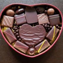 チョコレート:恋に落…