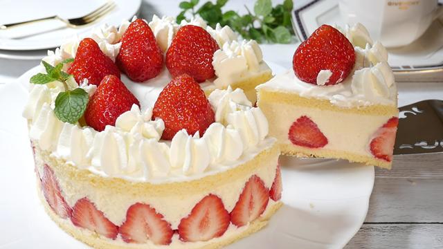ケーキ レシピ ショート