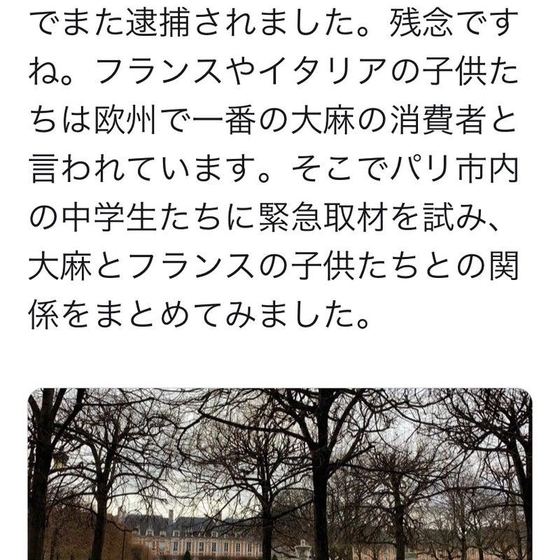 辻仁成 フランス ブログ