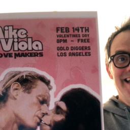 画像 ビートルズの遺伝子マイク・ヴァイオラからビデオメッセージ!2/15 13時~LAよりライヴ生配信 の記事より