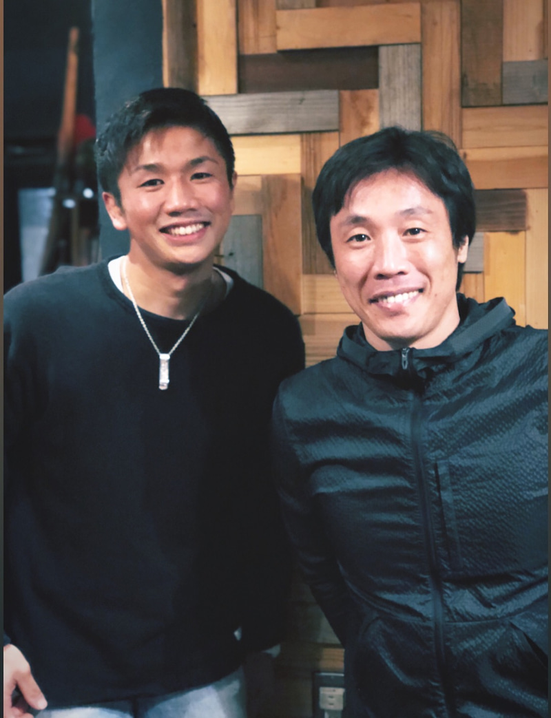 元プロ野球選手「鈴木尚広」と会食! | T&Tボクシングジム トレーナー ...