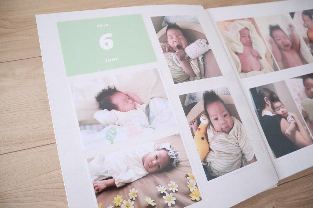 子どもの成長記録アルバム。5つのルールを決めて写真整理をしてみたら驚くほどスッキリまとまり飽きずにできる!