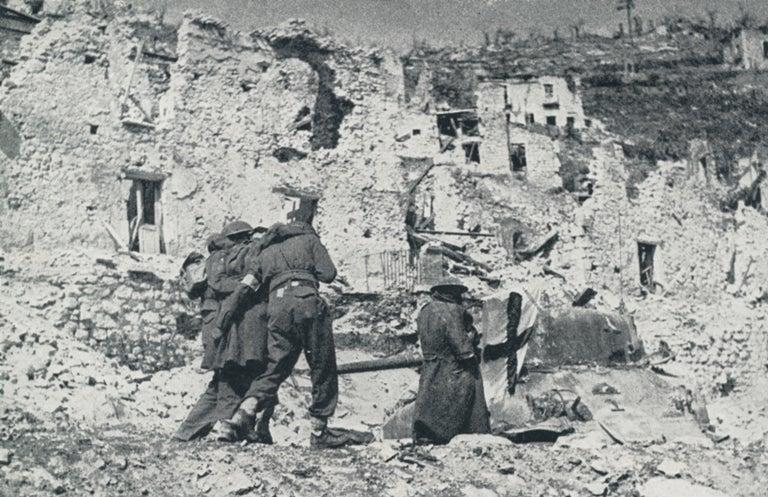 戦車兵のブログモンテ・カッシーノの戦い