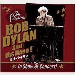 画像 ボブ・ディラン、一夜限りのホール公演が決定!! の記事より 2つ目
