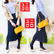【UNIQLO】春に買うべき意外な品!?隠れた名品プリントスカート