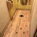 戸建てDIY~トイレの壁補修