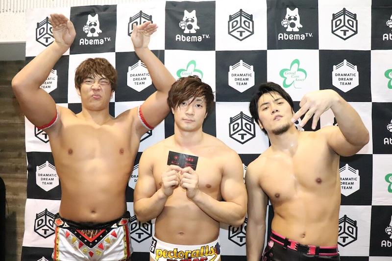 DDTサウナ部   DDTプロレスリング 上野勇希 オフィシャルブログ「うえ ...