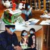 プラレールケーキ!の画像