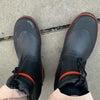 長靴おじさん【めだか小屋紅】の画像