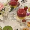 ローフード卒業パーティー テーマはバレンタインパーティーの画像