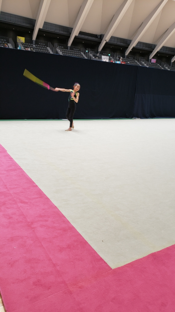 新 体操 チャイルド 選手権 2020