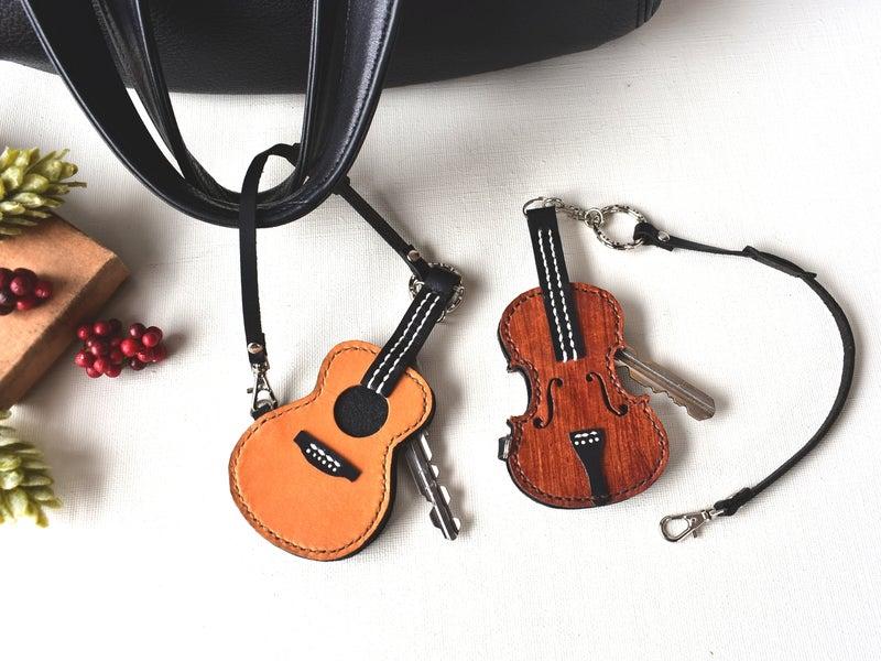 ギター&バイオリンのキーカバー