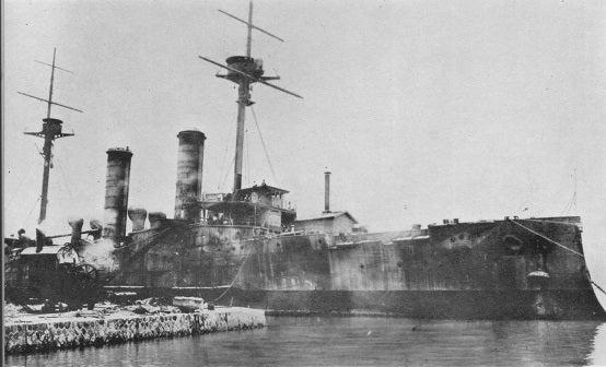 第百七十三号哨戒特務艇