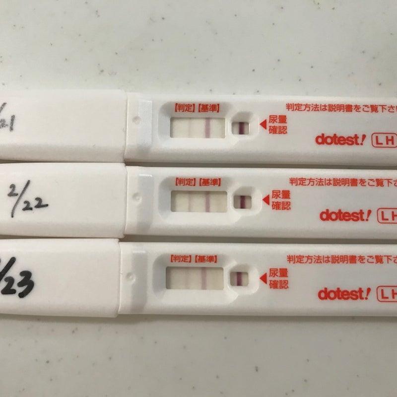 濃くならない 排卵検査薬