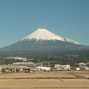 富士山の画像