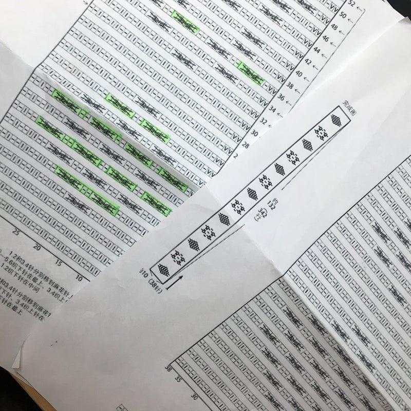 編み物 著作 権