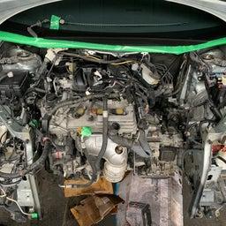 画像 エスティマGSR55Wの修理完了 の記事より 4つ目
