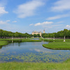 緑に癒される・シュヴェリーン城の画像