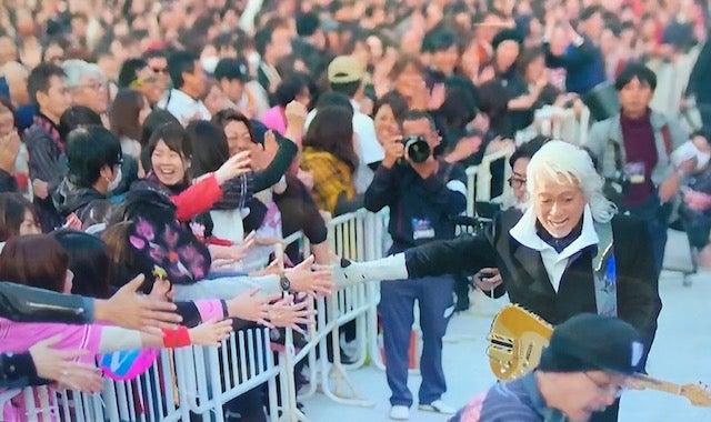 安全地帯 IN 甲子園球場 「さよならゲーム」(WOWOW放映)~心から、見事なライブだった。
