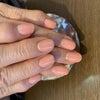 シンプルな春カラーネイル☆の画像