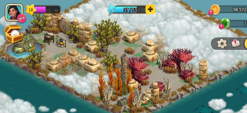 クロンダイク 真珠 の 迷宮