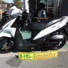 武蔵村山・瑞穂町で中古バイク買取・処分・修理のmashaにワンオーナーアドレス110入荷です♪の記事より