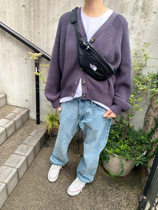 nanatone-aokimegumiのブログGUで買った春コーデ