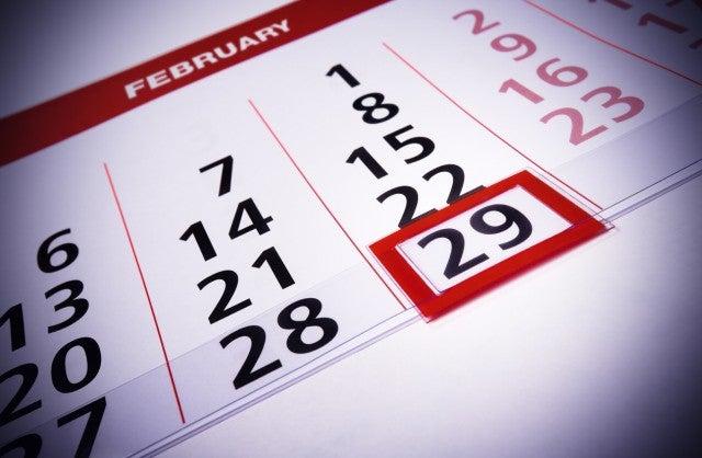 2月29日は『閏日(うるうび)』のあれこれ☝ | ズッキーニの365日の ...