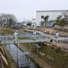 水管橋の修理ですの画像