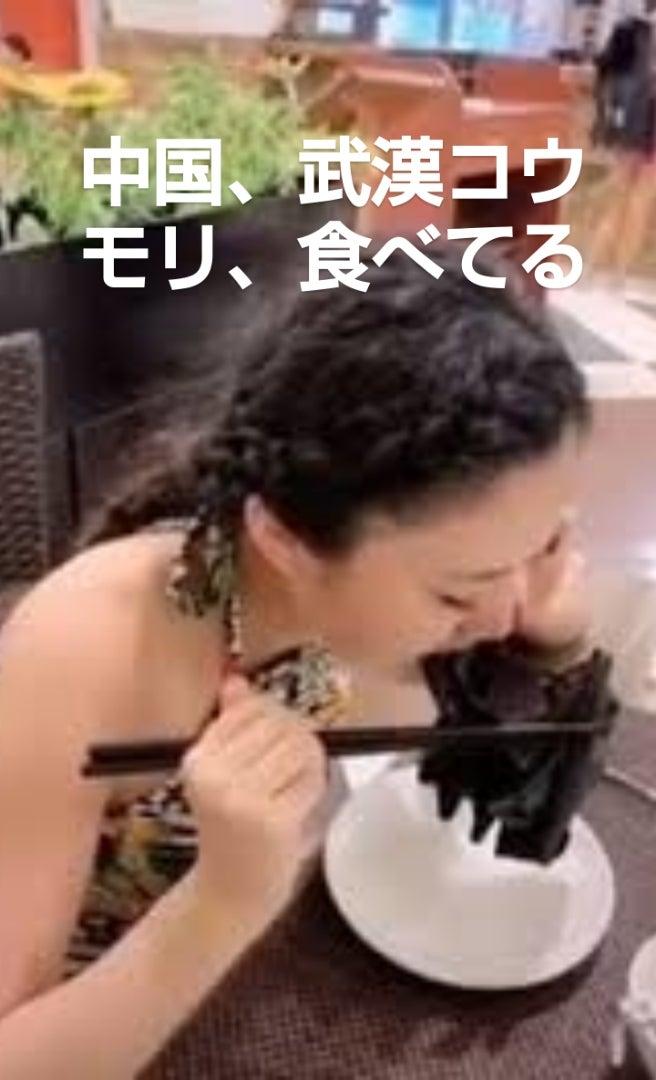 武漢 コウモリ 食べる