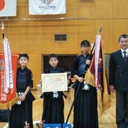画像 2月23日(日)第12回岩崎旗争奪戦 第48回江東少年剣道大会 の記事より 6つ目