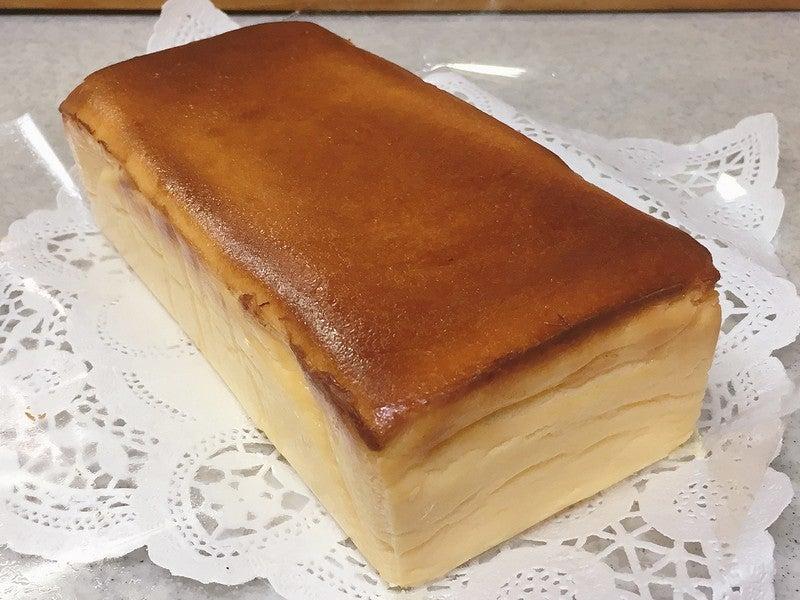 お取り寄せ(楽天) ゑくぼ チーズケーキ Mサイズ 価格3,350円 (税込)