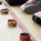 昭和こども園~自作茶碗でお茶会~の記事より