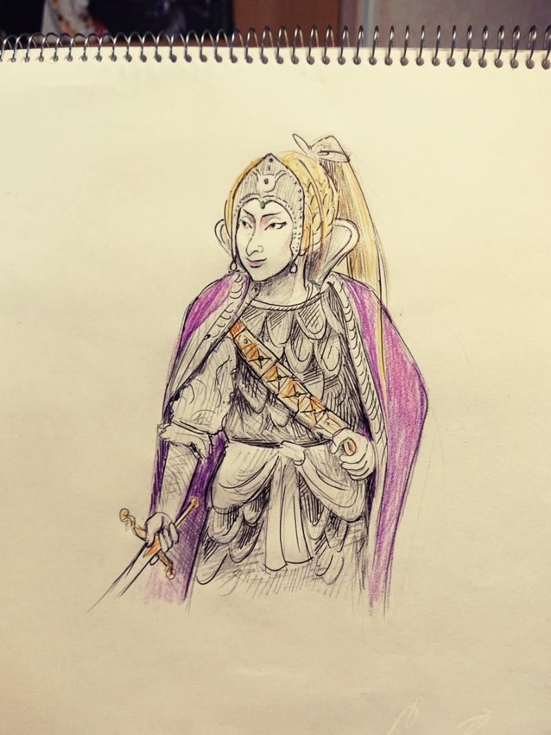 クシャナ 殿下