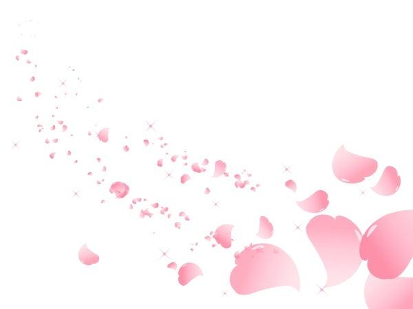 花びら イラスト 桜の