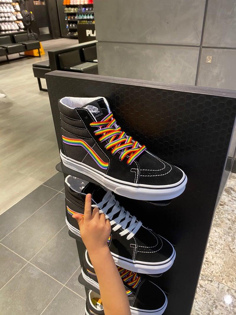 親子 お 揃い 靴