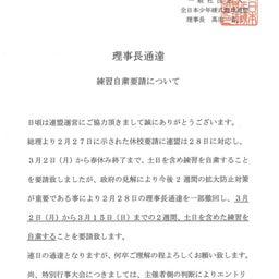 画像 新潟ヤングの活動再開日決定!! の記事より 1つ目