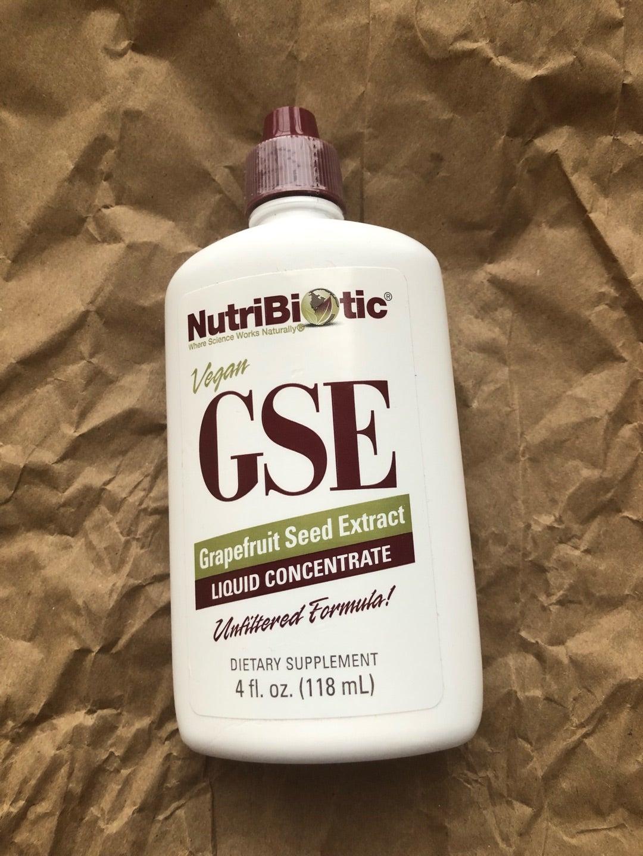 アルコールより凄い⁈天然の抗生物質『GSE』で抗ウィルス、除菌