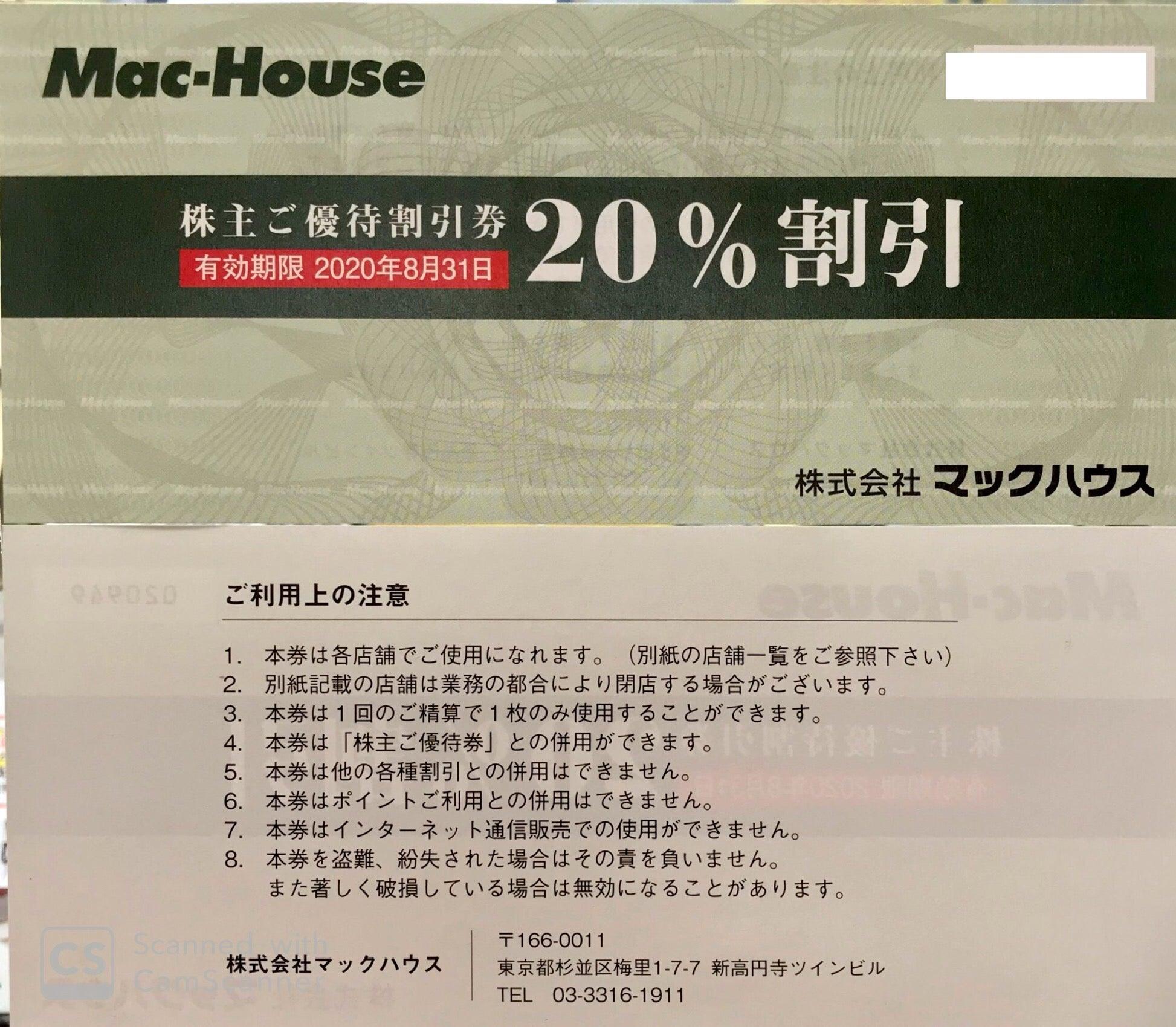 """20%引き"""""""
