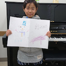 連弾楽譜は表紙に可愛いイラストを描いての記事より