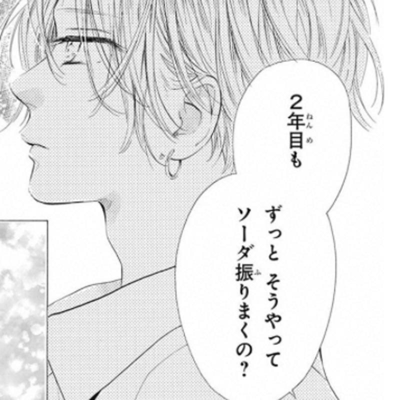 ハニー レモン ソーダ ネタバレ 55