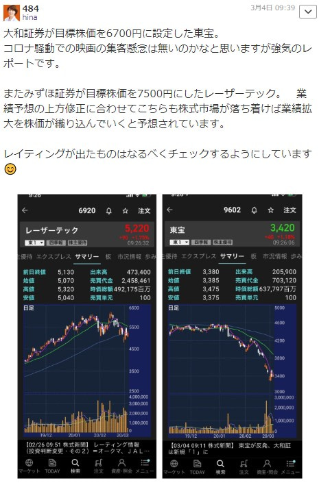 バイオ 株価 掲示板 タカラ