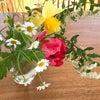 ■花を飾る ~どちらの色が気分?~の画像