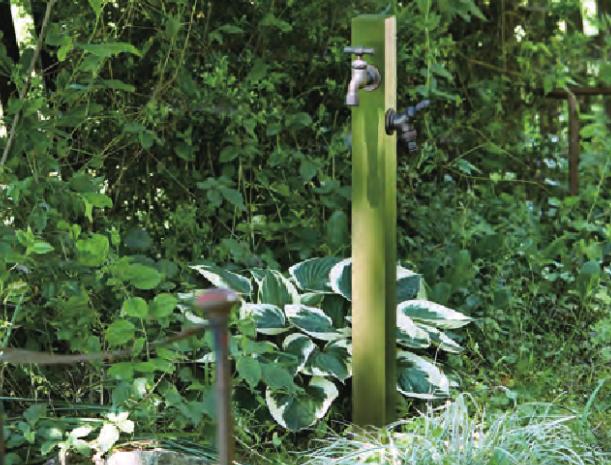 カモプロップ立水栓