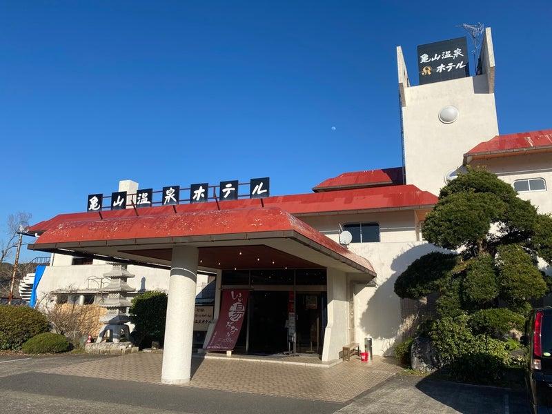 亀山 ホテル