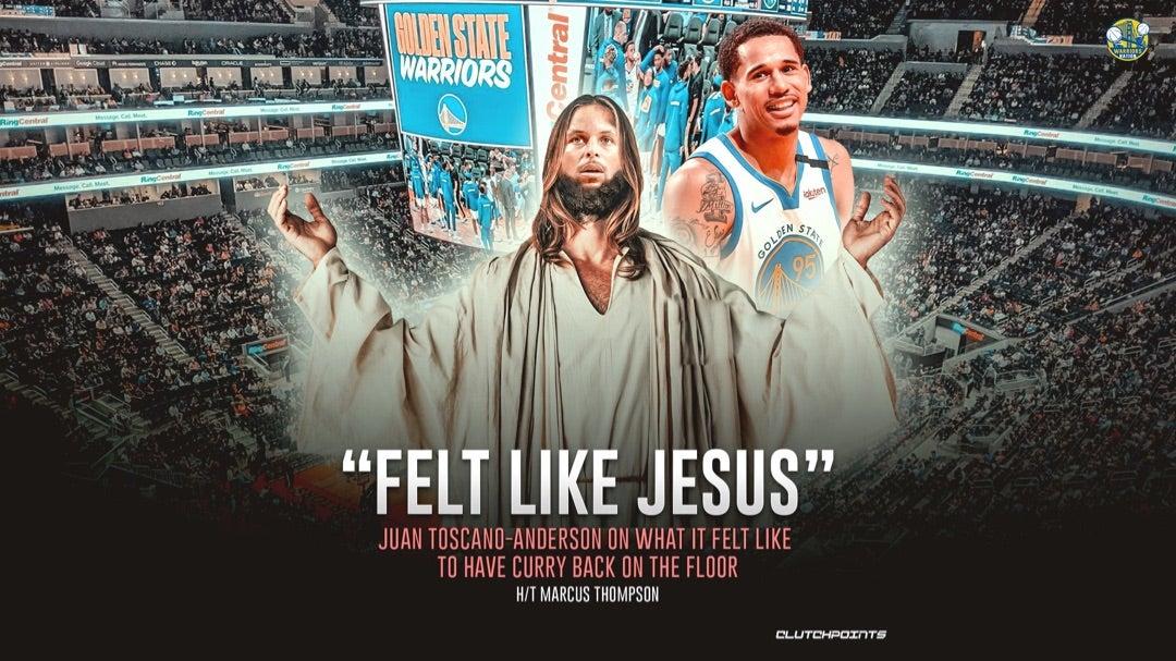 NBA:復帰初戦でのステフィン・カリーはどのように見えたのか?/GSW対TORの記事より
